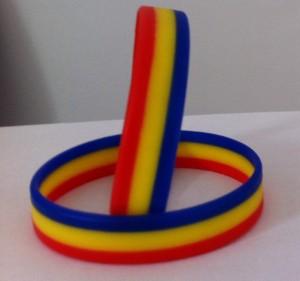 Brățări de vânzare tricolorul României