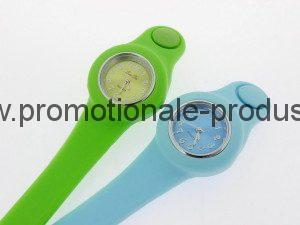 ceasuri colorate silicon